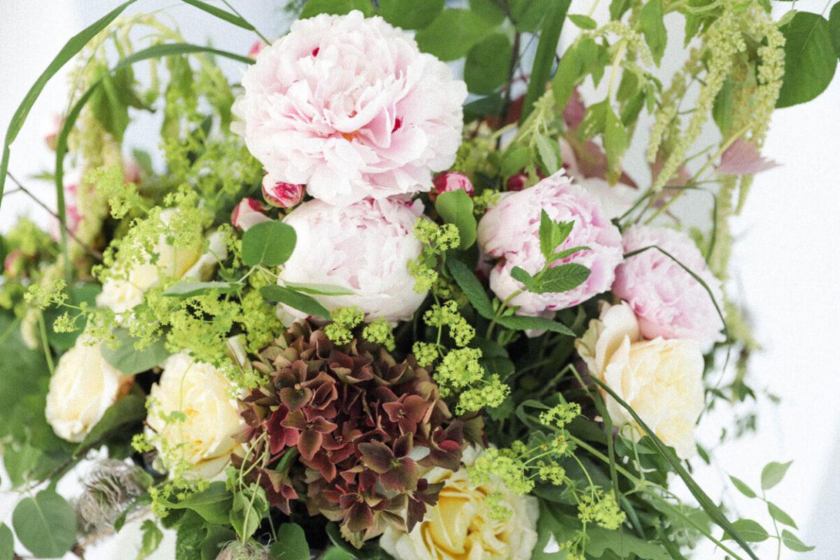 Blumenbouquet von Oui Coco! Blumen und mehr in Nürtingen